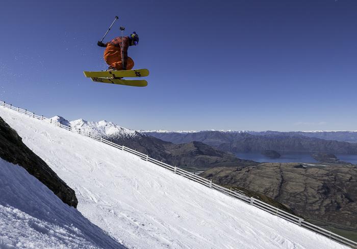 lumber ski
