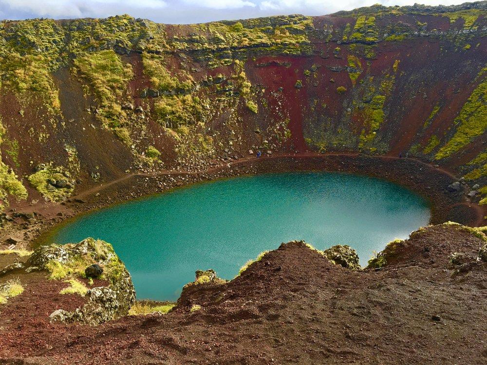 Kerio crater