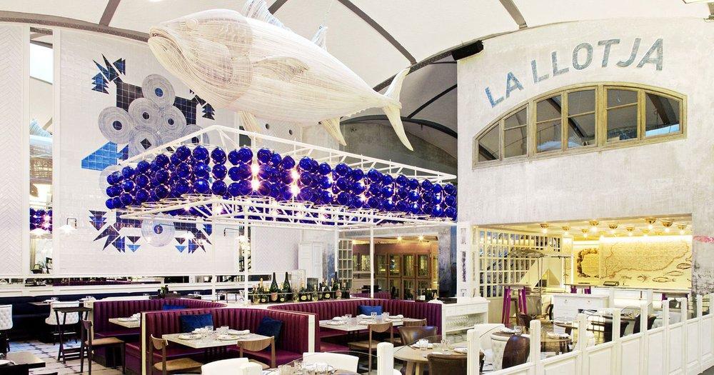 La Llotja Fish Restaurant
