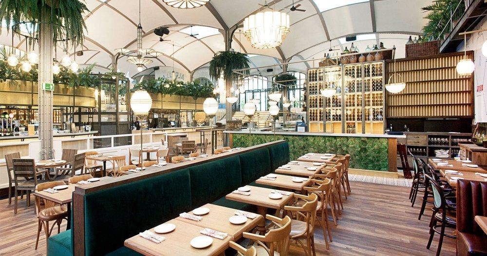 La Taperia tapas restaurant