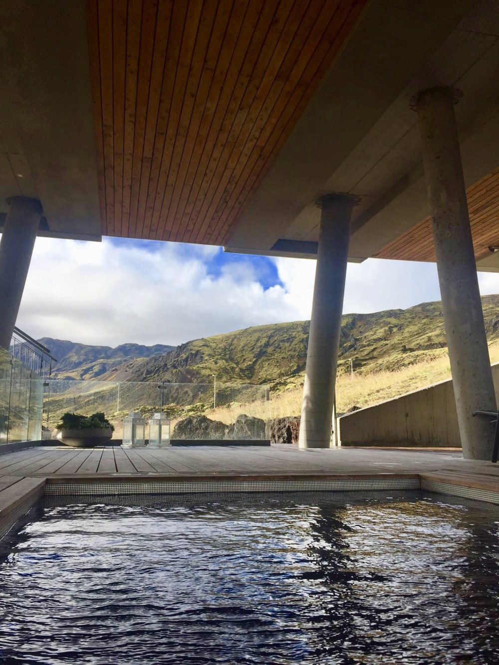 The Thermal Spa at the ION