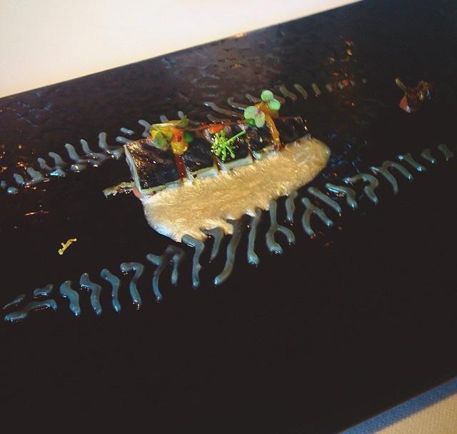Mackerel at El Celler de Can Roca, Girona
