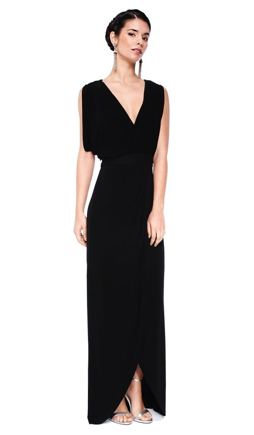 Black Gown - NICOLE MILLER — Chic by Choice Sale