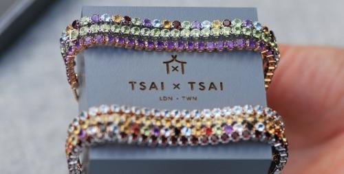 Tsai x Tsai box with all bracelets