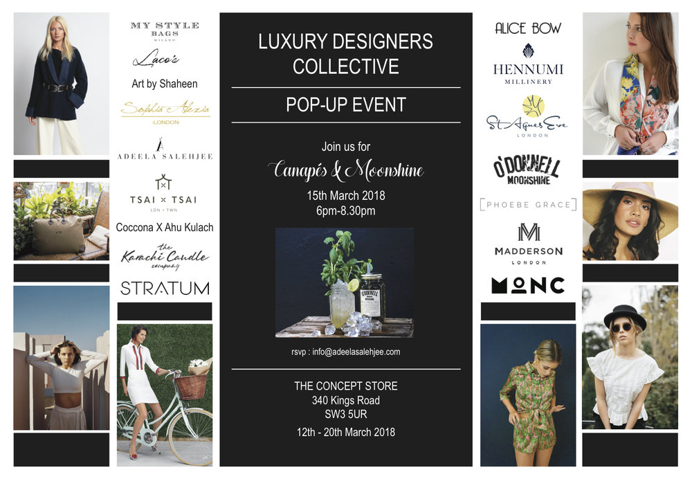 King's Road Pop Up