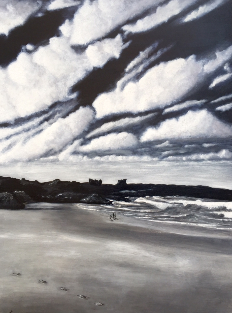 Zack Holly and Lochie at Burgess Beach SOLD