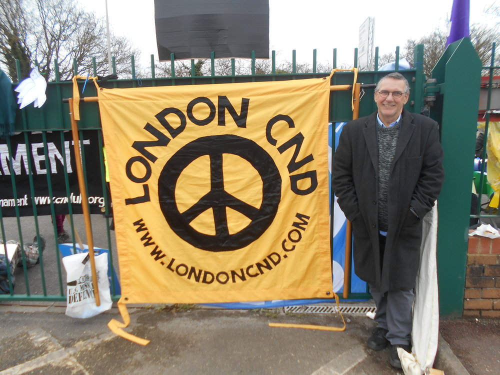 CND at 60: Aldermaston April 2018