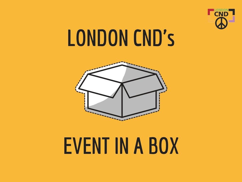 Event in a Box -