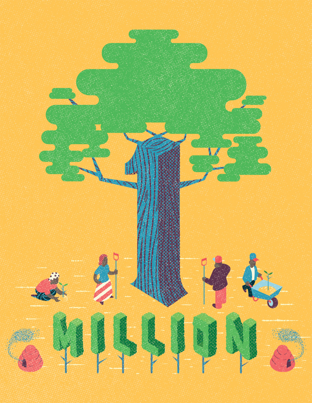 One Million Trees