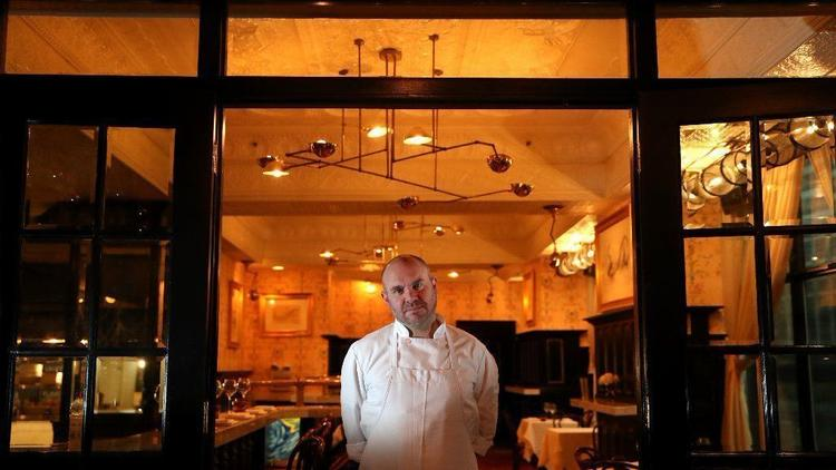 Jason Paskewitz lands at Marchesa in River North, a few months after Pearl Brasserie was sold out from under him. (Chris Sweda / Chicago Tribune)