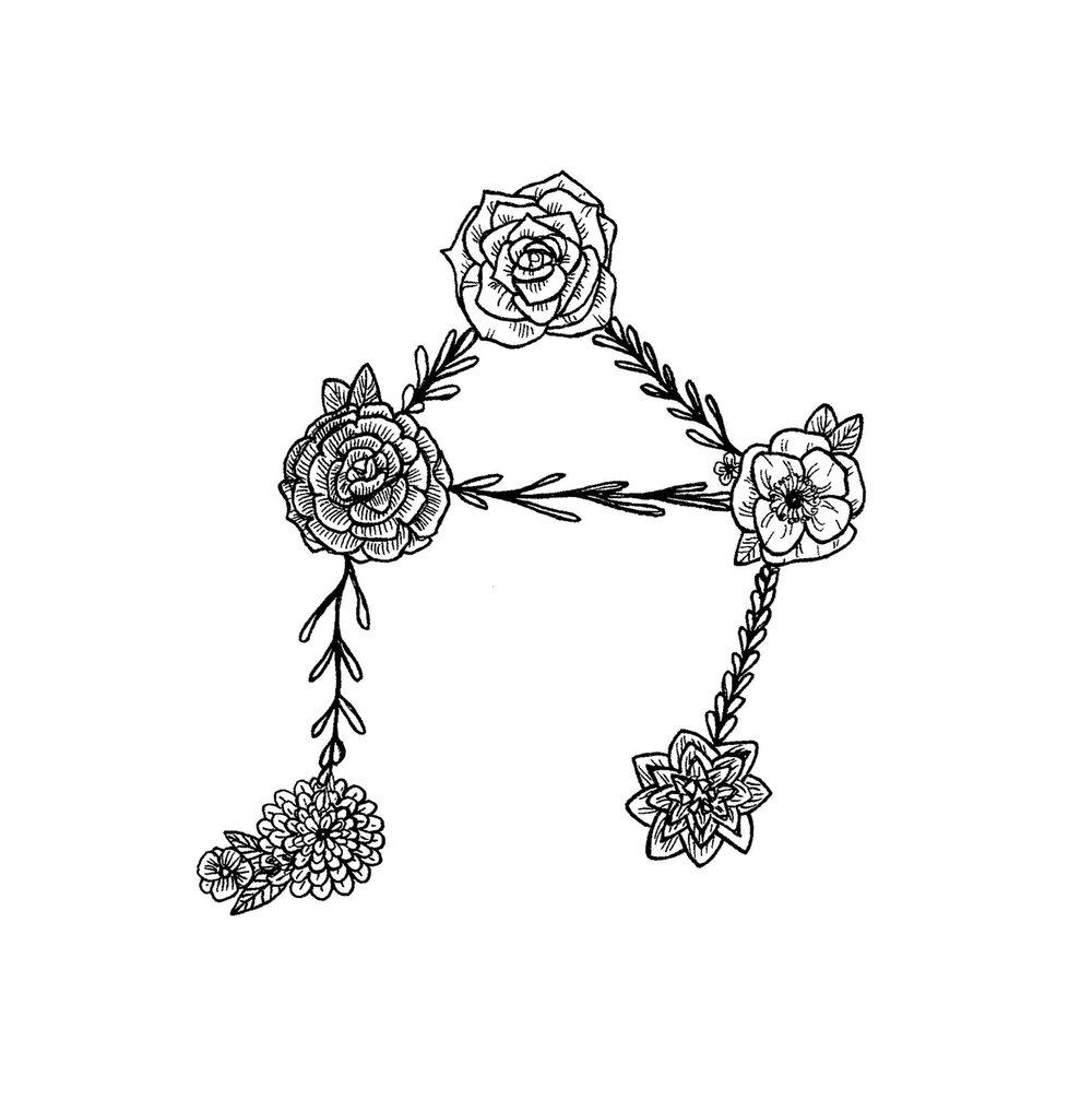 Libra Botanical tattoo.jpg
