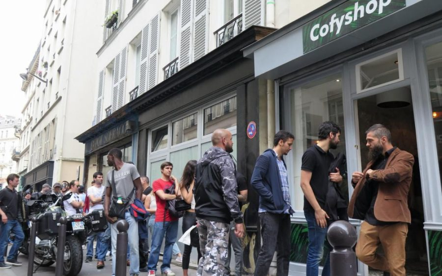 CBD Shop Paris, source: cannabisnewsbox