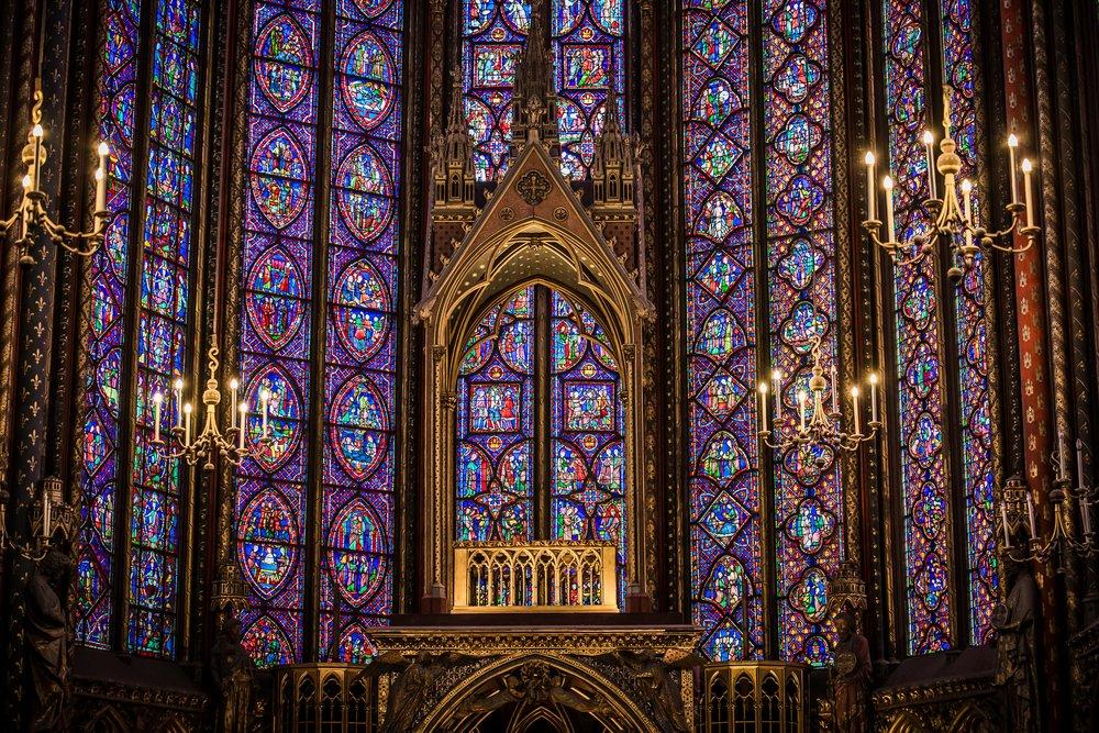 Sainte-Chapelle -