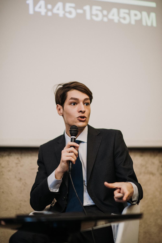 Khalid Tinasti, Global Commission on Drug Policy