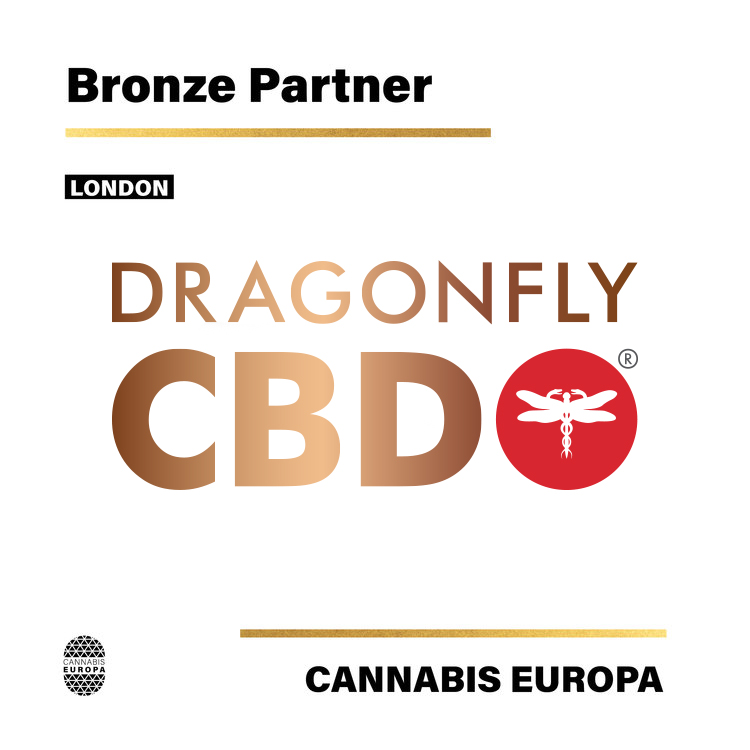 ANNOUNCING DRAGONFLY AS A BRONZE PARTNER FOR CANNABIS EUROPA LONDON