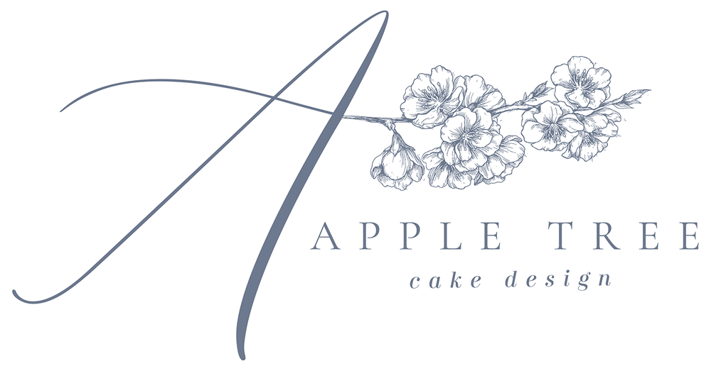 Apple Tree Cake Design