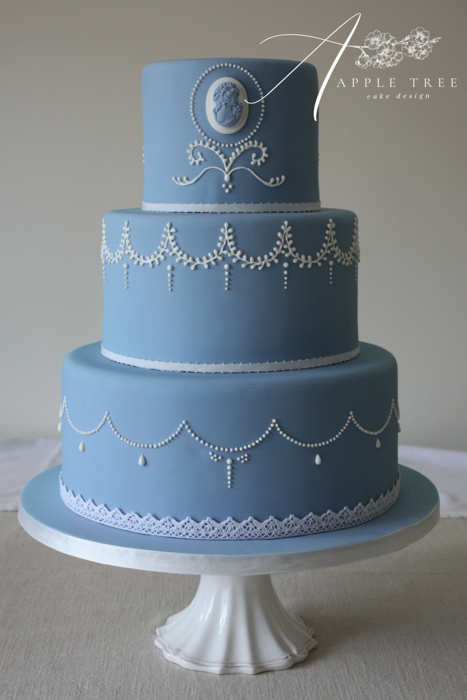 The Wedgwood Cake