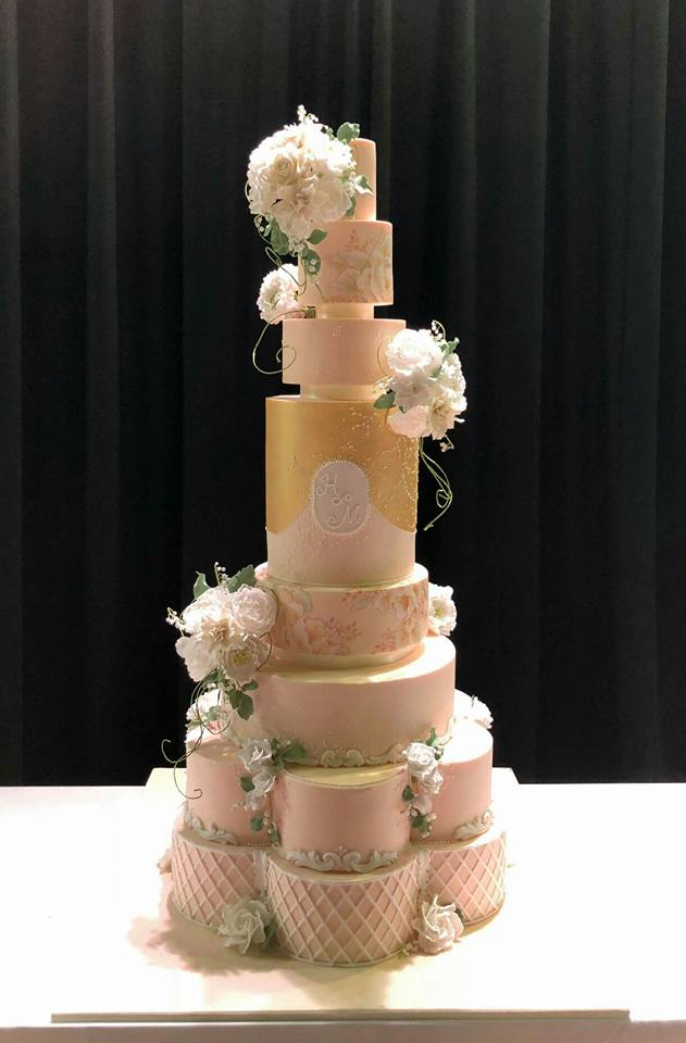 Royal Wedding Cake Collaboration