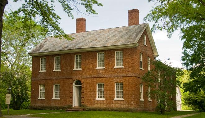 Stebbins House -