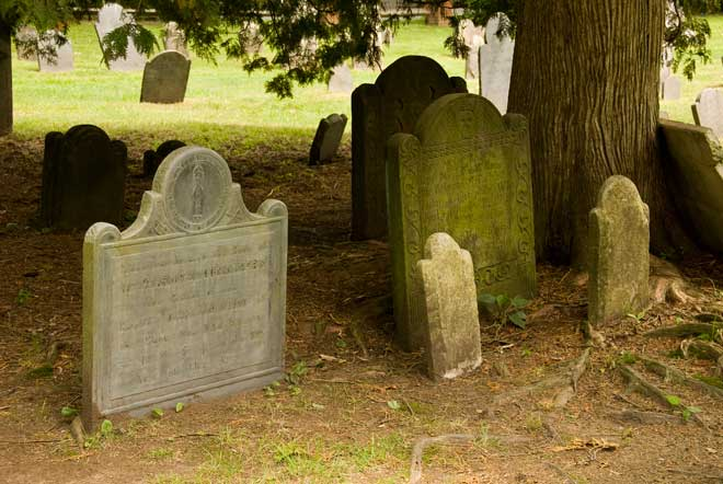Old Burying Ground -