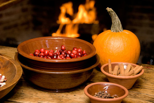 Open Hearth Cooking Demonstration: It's Pumpkin Time