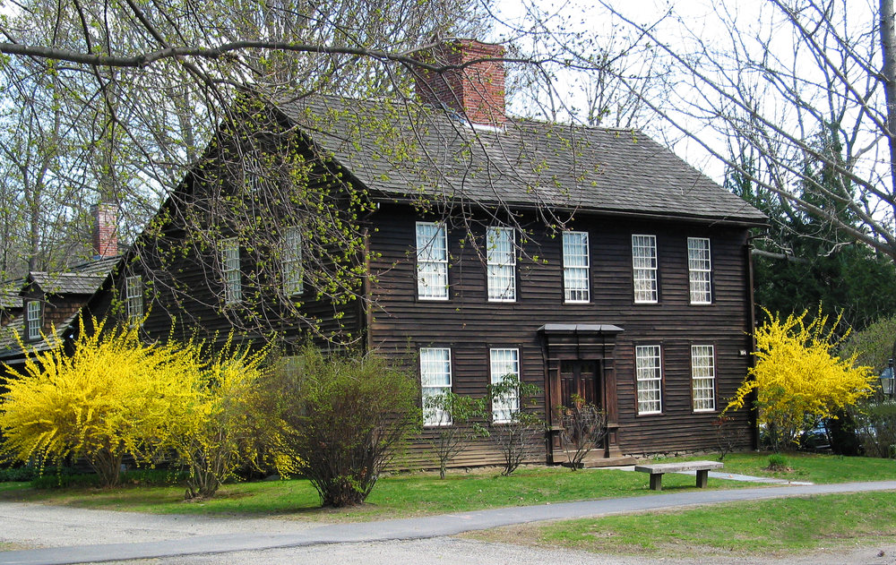 Allen House -