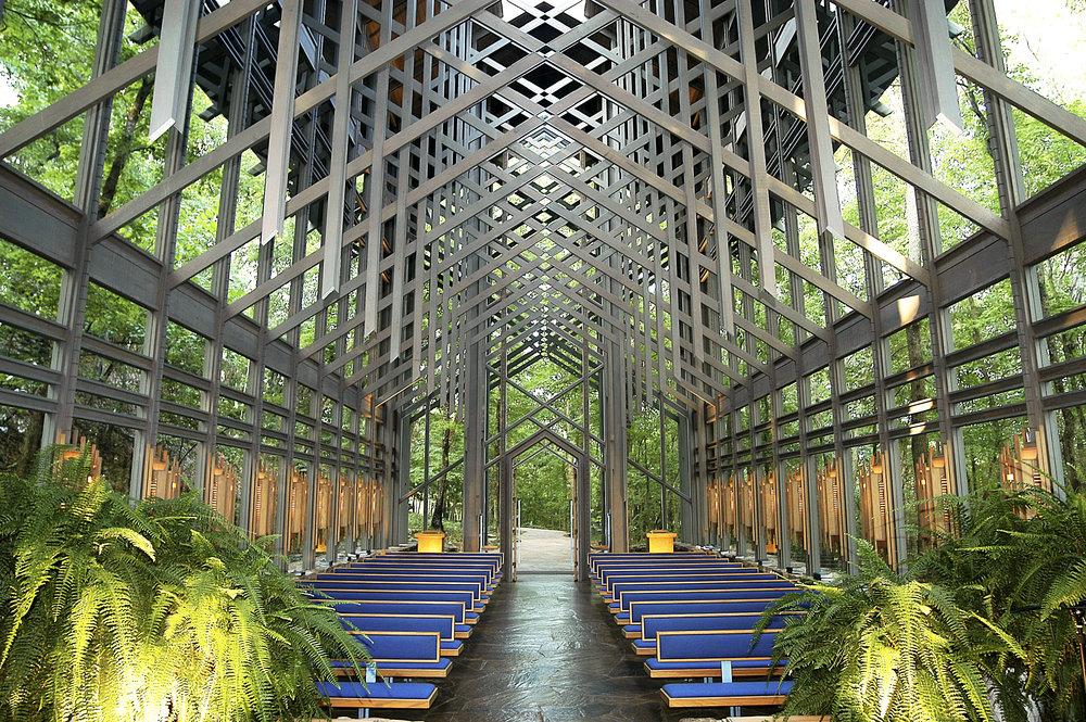 Thorncrown Chapel