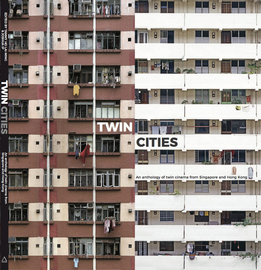 Twin Cities: an anthology of twin cinema from Singapore and Hong Kong. Eds. Tammy Ho Lai-Ming, Joshua Ip. Singapore: Landmark Books, 2017. ISBN 978-981-4189-81-1. Details on purchasing the above title will be released soon.
