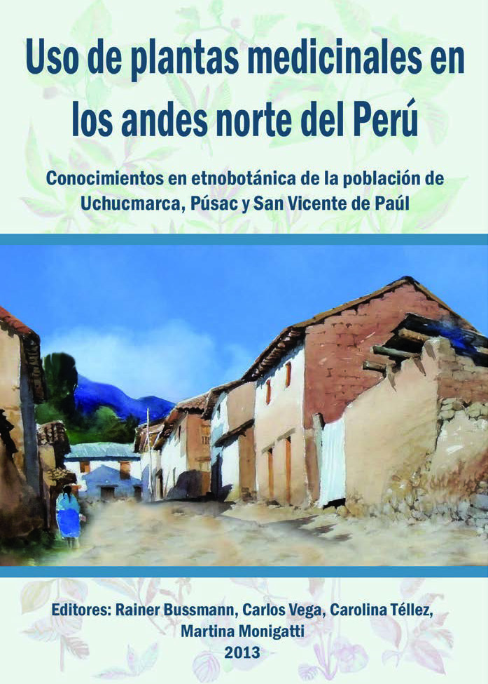 Uso de plantas medicinales en los andes norte del Perú