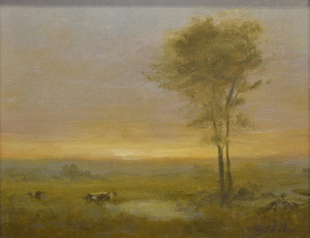 Lone Tree oil 7x10