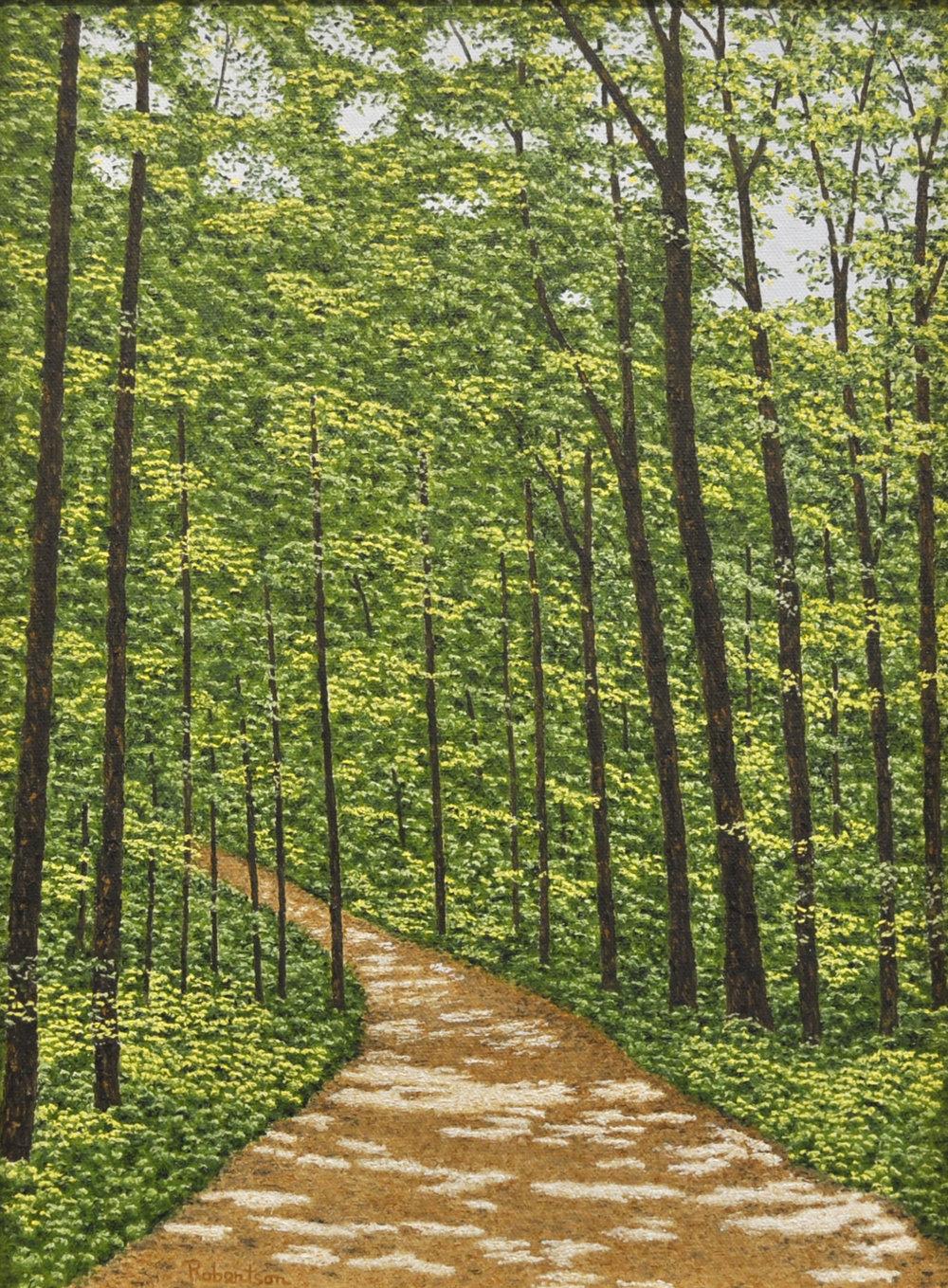 - Path oil 16x12