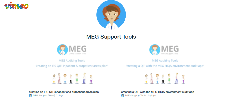 Looking for Technical Support? — MEG Support Tools