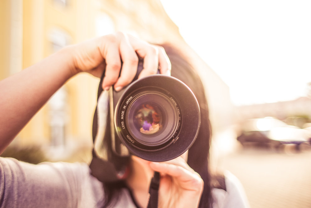 Intro to Photography Class at The Grand Center for Arts and Culture