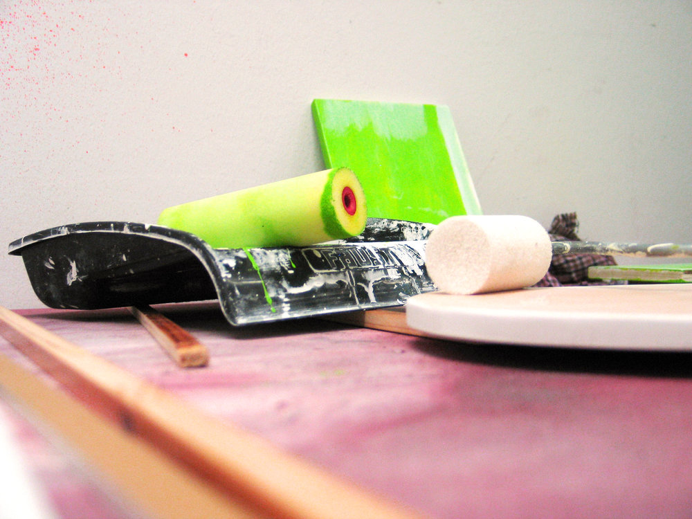 Printmaking for Kids Class at The Grand Center for Arts and Culture