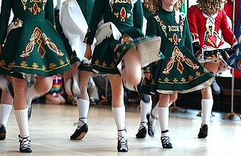 Drop-in Irish Dance Class at The Grand Center for Arts and Culture
