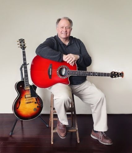 Warren Backer - Backer Guitar Studios