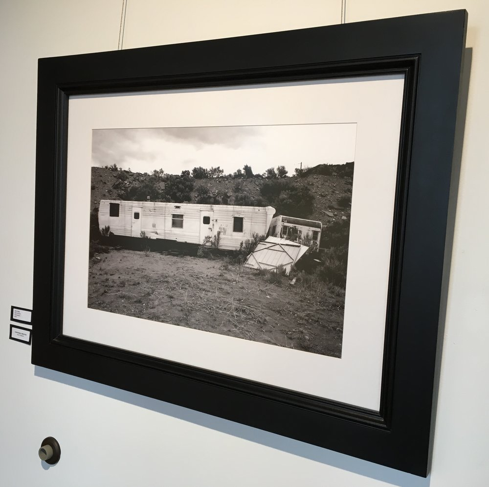"Honorable Mention - $50  Matt Johnson ""The Trailer"""