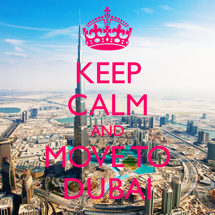 Keep Calm and Move to Dubai | Discovering Your Truth