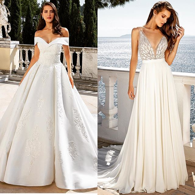 Don't get confused with the last post...BOTH these gowns are going to be here Feb 22-23 ONLY!!! Check back daily for sneak peeks about all the gowns coming on those 2 days only!!! On top of having 30 new gowns in the shoppe, all order gowns are 10% off!! We are so excited!!! Please contact for an appointment or make one online!!! This weekend is almost full! #virginiabride #dcbride #richmondbride #avalaurennebride