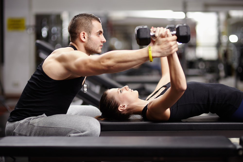 Learn from the best. - Personal Training