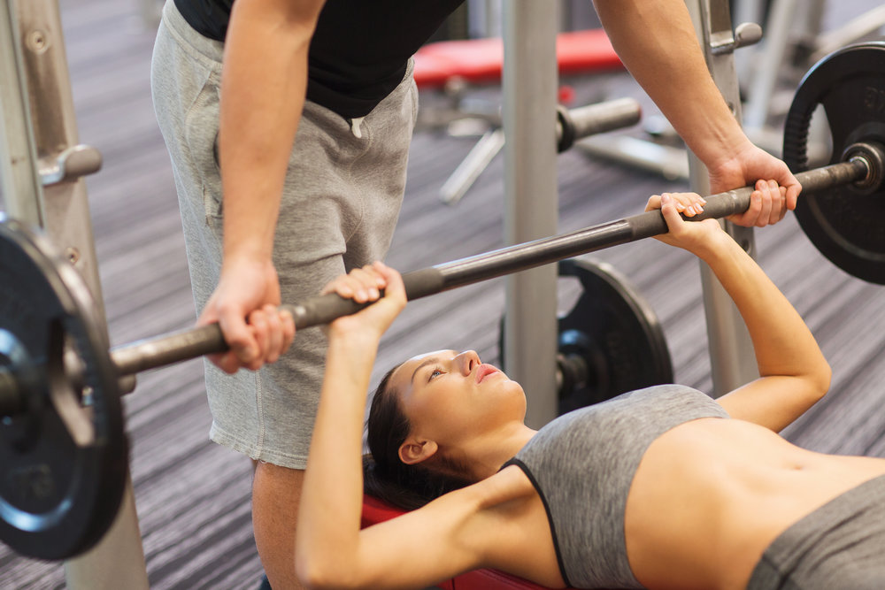 Our Personal Training team is comprised of some of the industry's finest fitness professionals available to provide guidance for any age, skill set, existing medical condition or sport specific need. Finding the most appropriate Personal Trainer for your individual needs is important to us. We will make every effort to provide an inspiring, positive and results driven experience.  To get to know us a little bit better come in for a complimentary introduction session! During your introduction session you will meet with one of our Fitness Managers to determine your current fitness level and your goals. The Fitness Manager will pair you with a personal trainer that he or she thinks is best suited to help you meet these goals and go over possible training packages with you.  One-on-one personal training gives you the fitness advantage you've been looking for and the personal attention you deserve while reaching your fitness goals with just you and your trainer. Your trainer will teach you all you need to know to get your body in optimum shape and maintain a healthy lifestyle through private sessions.