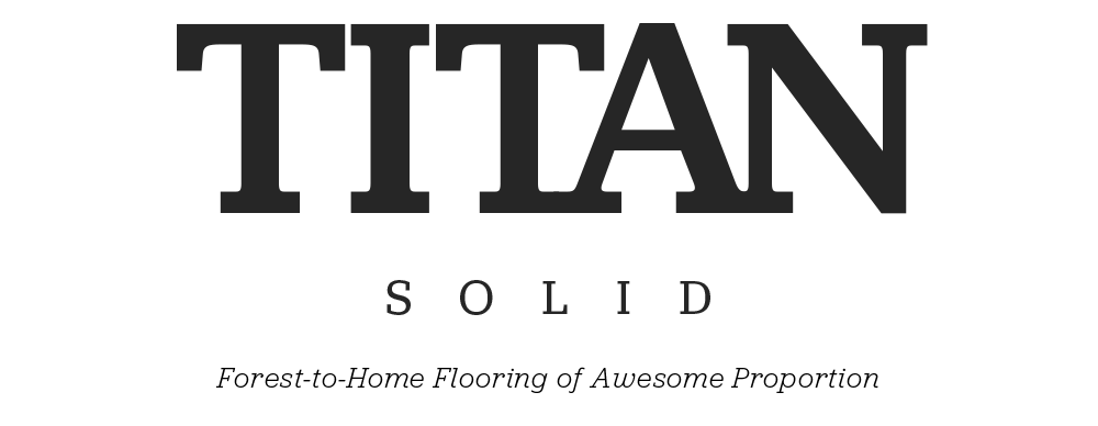 Titan Solid Slogan