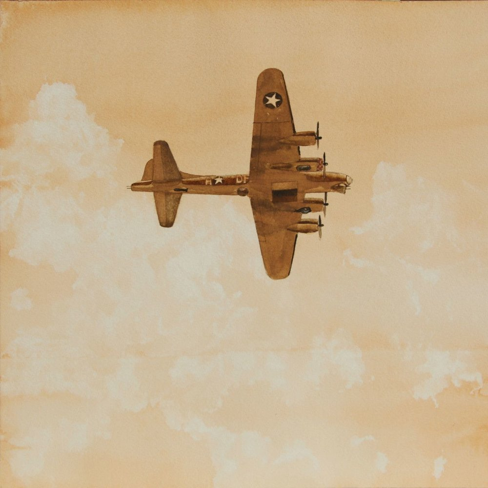 B-17, Antique Orange