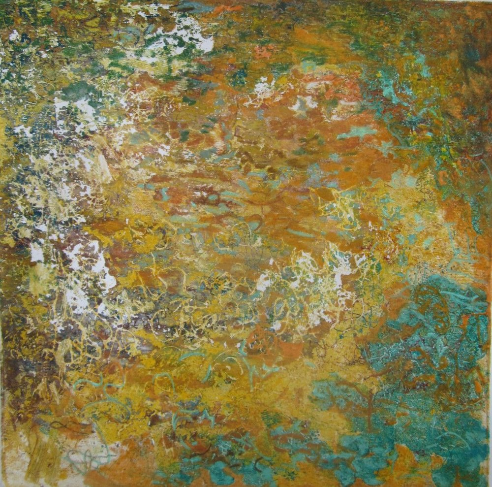 Maria Hughes, A Special Place, Monotype.