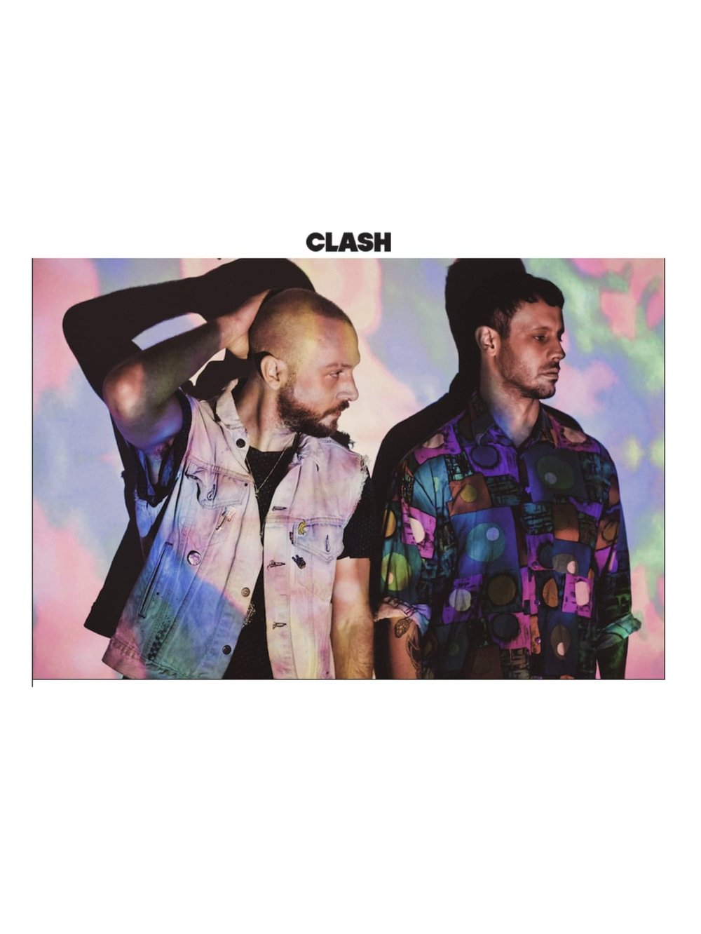 Clash Magazine premiere awesome new Infinity Ink video - 'Rushing