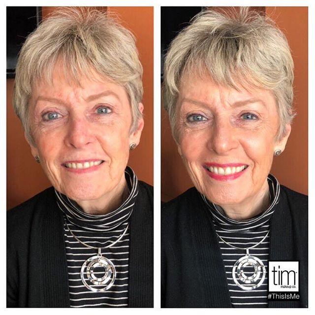 Anne started off as a client of ours 22 years ago! Back then we had at least 20 steps in our makeup technique. She loves how we have simplified it down to just 4 steps, 5 minutes and 6 products!  Join the #ThisIsMe movement! Follow @timmakeupco for more transformations! #timmakeupco #bebeautiful #feelbeautiful #naturalbeauty #womenempowerment #selfconfidence #RochesterNY #simplemakeup #mymakeup #makeupbyme