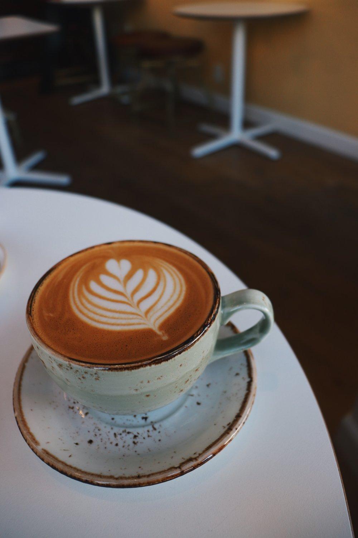 Latte Art Everywhere