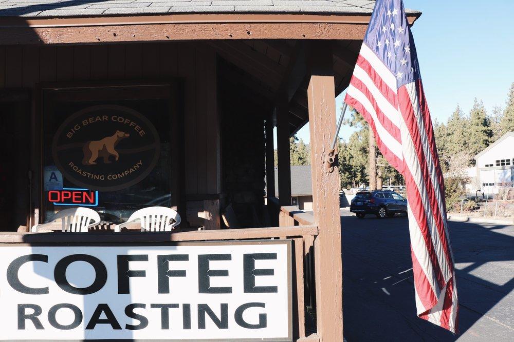 Big Bear Coffee Roasting Company