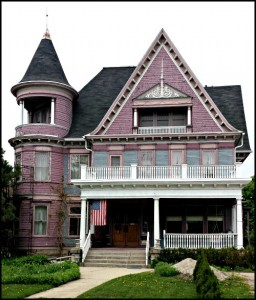 House in Astor Neighborhood.