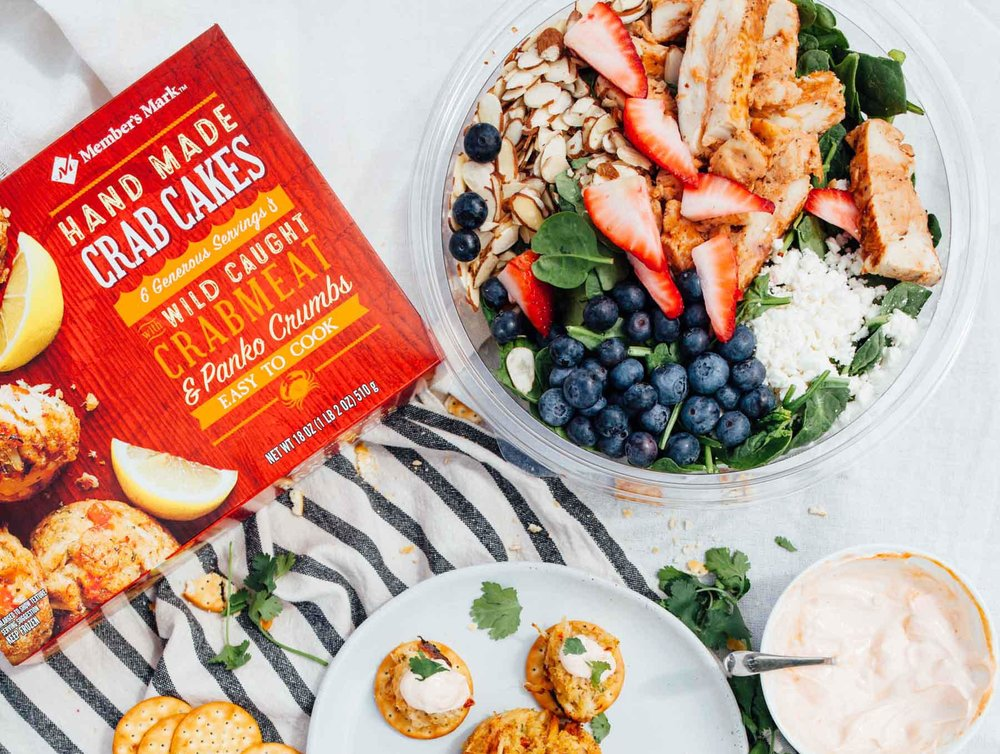 By Gabriella//  Simple Summer Entertaining with Easy, Flavorful Snacks